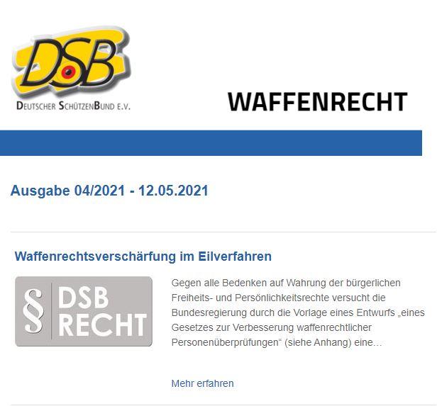 DSB Newsletter